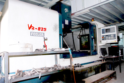立式CNC加工中心