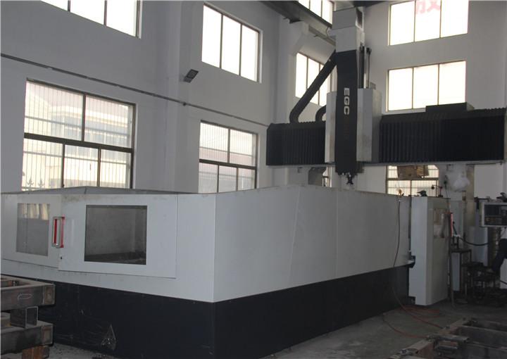龙门铣床EGC2060(6m*2m)