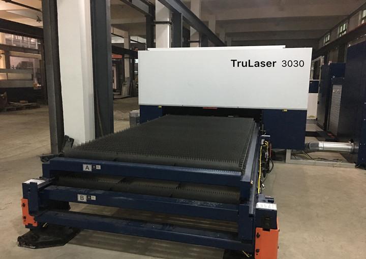 德国通快光纤激光切割机3030 (1.5m*3m)