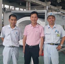 华振机械钣金加工与日本NGK(苏州)合作案例
