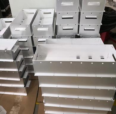 铝合金焊接加工