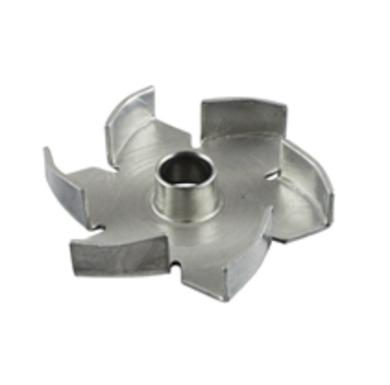 汽车水泵叶轮激光焊接加工