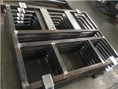 大型框架龙门铣加工