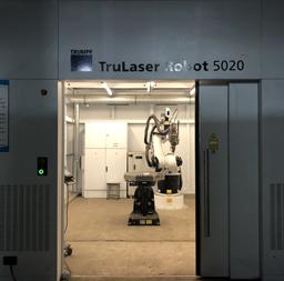 3000瓦大功率激光焊接加工