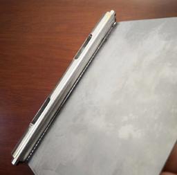 靶射钛合金焊接加工