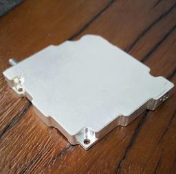超薄铝合金焊接加工