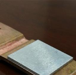 铜铝复合激光焊接加工